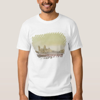 View of the main square in Mexico City (colour eng T-shirt