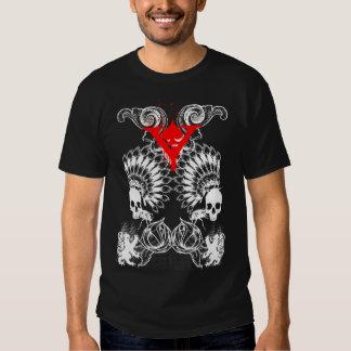 Vincent Holiday promo shirt