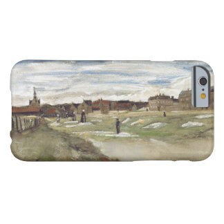 Vincent van Gogh - Bleaching Ground Barely There iPhone 6 Case