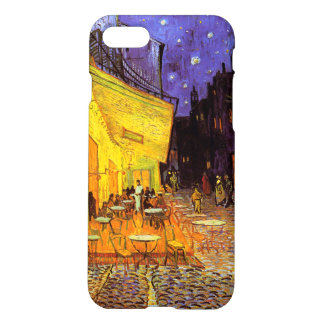 Vincent Van Gogh Cafe Terrace At Night Fine Art iPhone 7 Case