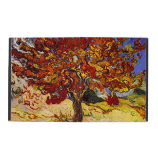 Vincent Van Gogh Mulberry Tree Fine Art Painting iPad Covers