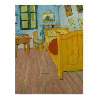 Vincent Van Gogh -  Paris Room Postcard