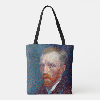 Vincent van Gogh Self-Portrait Tote Bag