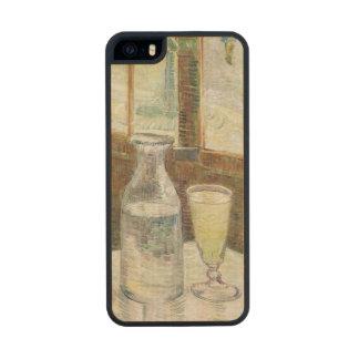 Vincent Van Gogh Still Life With Absinthe Fine Art Wood iPhone SE/5/5s Case