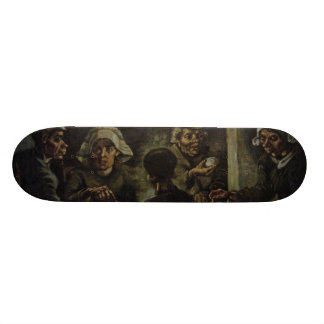 Vincent Van Gogh - The Potato Eaters Skate Deck