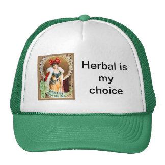 Vintage advertising, Tidmans Herbal Skin Soap Cap