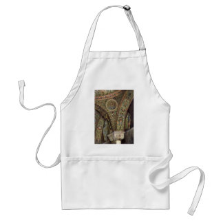 Vintage Architecture, Decorative Arch in a Church Standard Apron