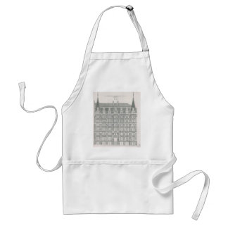 Vintage Architecture, Delaware & Hudson Canal Co. Standard Apron