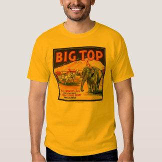 Vintage Big Top Citrus Ad Shirt