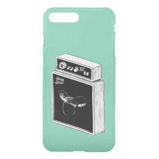 Vintage Doodle iPhone7 Plus Clearly™ Case