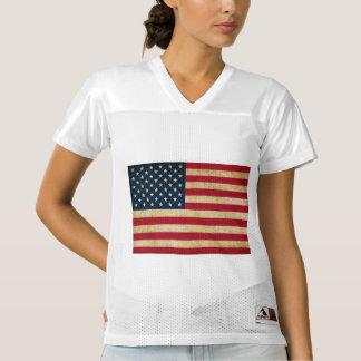 Vintage Grunge American Flag