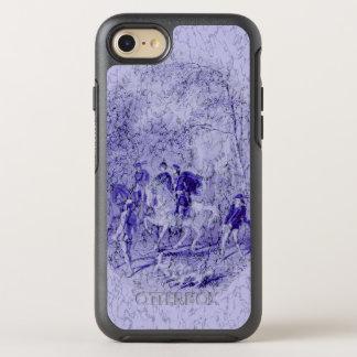 Vintage hunt OtterBox symmetry iPhone 7 case