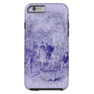 Vintage hunt tough iPhone 6 case