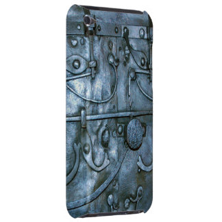 Vintage Metal Armor Print Case-Mate iPod Touch Barely There iPod Covers