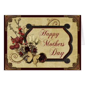 Vintage Mother´s Day Greeting Card