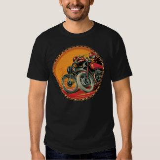 vintage motorcycle racers t shirt