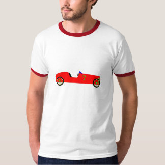 Vintage Race Car Tees