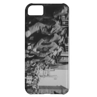 Vintage Soldiers Marching iPhone 5 Case-Mate iPhone 5C Case