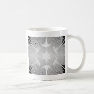 Vintage Tapestry Basic White Mug
