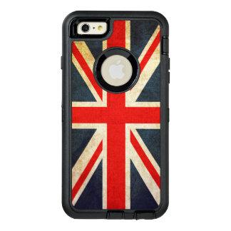 Vintage Union Jack British Flag OtterBox iPhone 6/6s Plus Case
