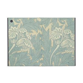 Vintage William Morris Tulip Floral Design Case For iPad Mini