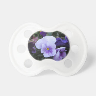 Violet Baby Pacifiers