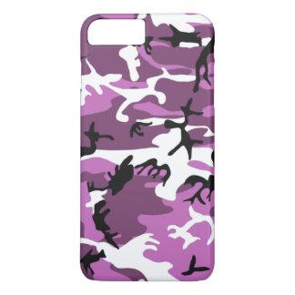 Violet Camo iPhone 7 Plus Case