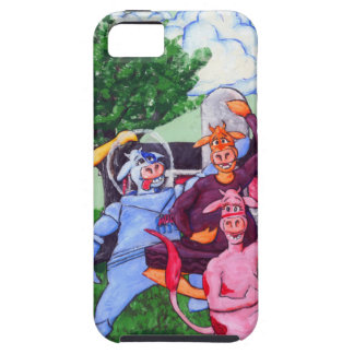 Vogue Cows iPhone 5 Covers