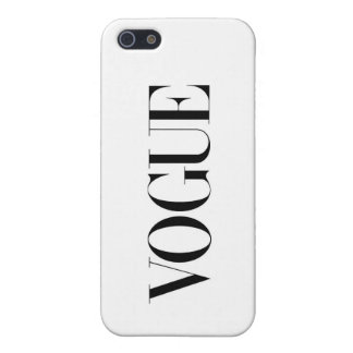 Vogue iPhone 5 Matte Finish Case Case For iPhone 5/5S