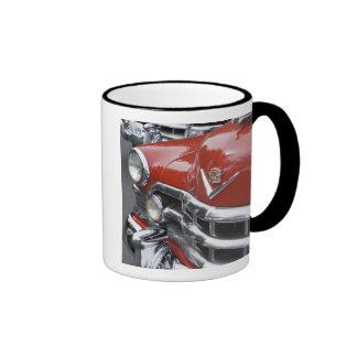 WA, Seattle, classic American automobile. Ringer Mug