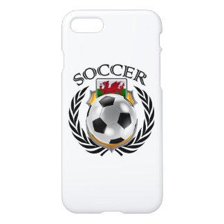 Wales Soccer 2016 Fan Gear iPhone 7 Case