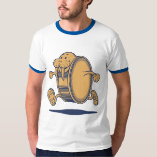 Walrus Run Drum Shirt