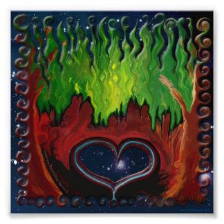 """Warm Beating Heart"" - original photo print"
