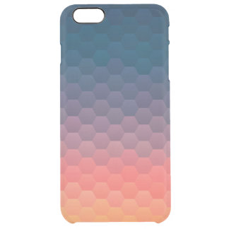 Warm Sunset Clear iPhone 6 Plus Case