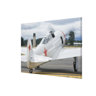 Washington, Olympia, military airshow. 3 Canvas Print