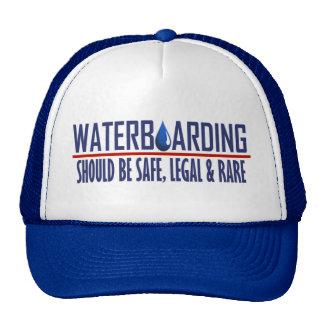Waterboarding Cap