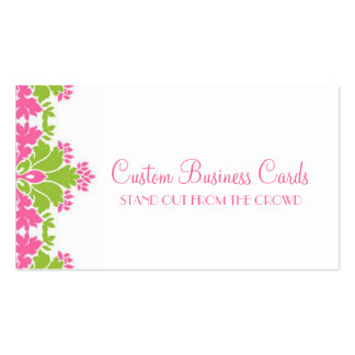 Watermelon Pack Of Standard Business Cards