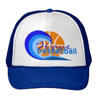 Wave Basketball Cap
