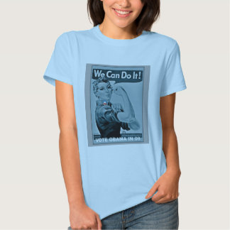 We can do it! tshirt