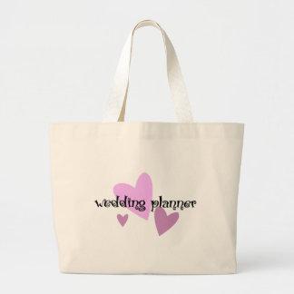 Wedding Planner Jumbo Tote Bag