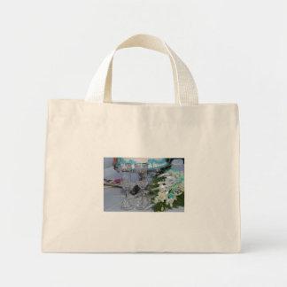 WeddingGlasses Mini Tote Bag
