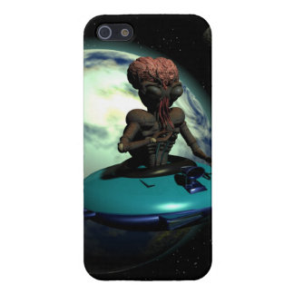 Weird Wheels Outa This World Cover For iPhone 5/5S