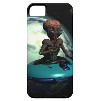 Weird Wheels Outa This World iPhone 5 Cases