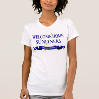 Welcome Home Sunliners T Shirts
