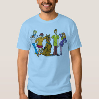 Whole Gang 14 Mystery Inc T-shirts