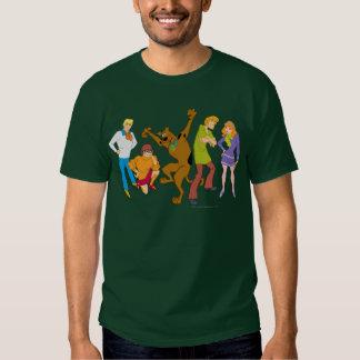 Whole Gang 16 Mystery Inc Tee Shirt