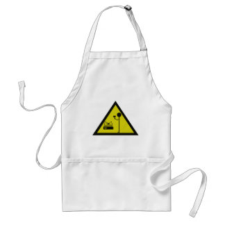 WHO'S CLEVER NOW STANDARD APRON