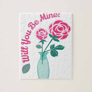 Will You Be Mine? Puzzles
