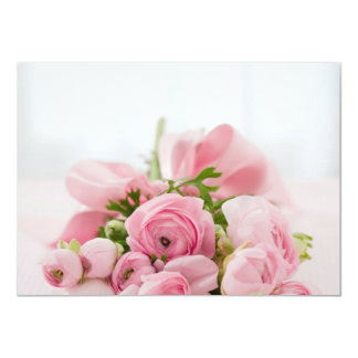 Will you be my Bridesmaid Bouquet Invitation