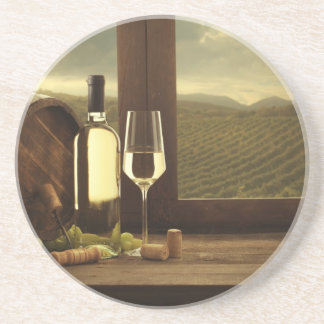 Wine Drink Coaster